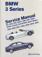 BMW 3 Series (E46) Service Manual:  M3, 323i, 325i, 325xi, 328i, 330i, 330xi, Sedan, Coupe, Convertible, Spor