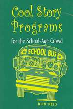 Cool Story Programs for the School-Age Crowd