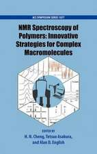 NMR Spectroscopy of Polymers: Innovative Strategies for Complex Macromolecules