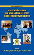 Jobs, Collaborations, and Women Leaders in the Global Chemistry Enterprise