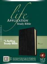 Life Application Study Bible-Nlt [With Special Edition Ilumina Gold]:  The Wrath of God Descends