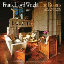 Frank Lloyd Wright:  Interiors and Decorative Arts