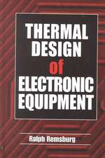 Thermal Design of Electronic Equipment