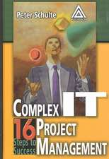 Complex IT Project Management