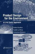 Product Design for the Environment