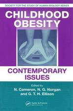 Childhood Obesity:  Contemporary Issues