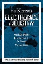 The Korean Electronics Industry