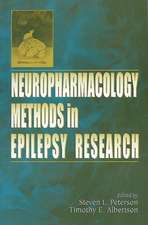 Neuropharmacology Methods in Epilepsy Research