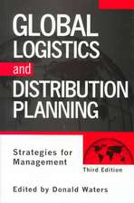 Global Logistics And Distribution Planning
