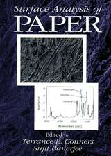 Surface Analysis of Paper