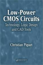 Low-Power CMOS Circuits:  Technology, Logic Design and CAD Tools