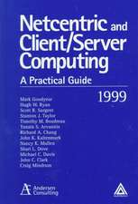 Netcentric and Client/ Server Computing:  A Practical Guide