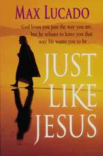 Just Like Jesus-Comfort Print