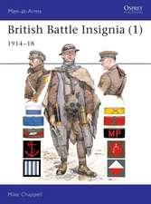 British Battle Insignia