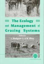 Ecology and Management of Grazing Systems