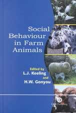 Social Behaviour in Farm Animals