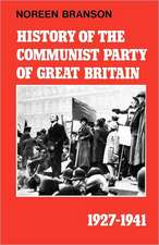 History of the Communist Party of Great Britain Vol 3 1927-1941
