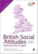British Social Attitudes: The 27th Report