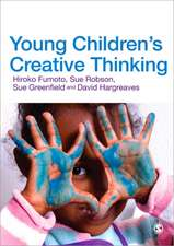 Young Children's Creative Thinking