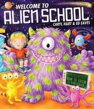 Welcome to Alien School: Copii 0-5 ani