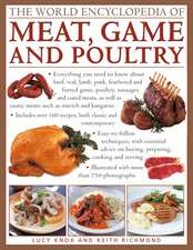 The World Encyclopedia of Meat, Game and Poultry