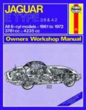 Jaguar E Type (61 - 72) Haynes Repair Manual