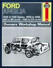 Ford Anglia (59 - 68) Haynes Repair Manual (Classic Reprint)