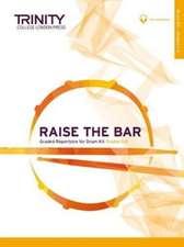 Raise the Bar Drum Kit (Grades 1-2)
