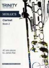 Mosaics - Clarinet Book 2