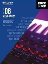 Trinity Rock & Pop 2018 Keyboards Grade 6