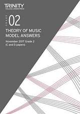 Theory Model Answer Papers Grade 2 Nov 2017