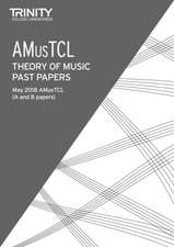 Theory of Music Past Papers May 2018 AMusTCL