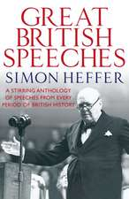 Great British Speeches