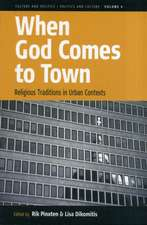 When God Comes to Town
