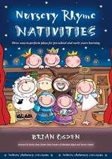 Nursery Rhyme Nativities