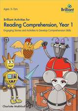 Brilliant Activities for Reading Comprehension, Year 1