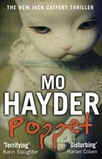 Hayder, M: Poppet