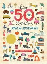 Los 50 Estados: Libro de Actividades