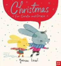 Christmas for Greta and Gracie