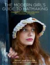 MODERN GIRL S GT HATMAKING