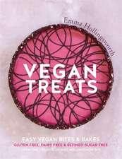 Vegan Treats: Easy vegan bites & bakes