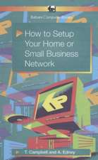 How to Setup Your Home or Small Business Network
