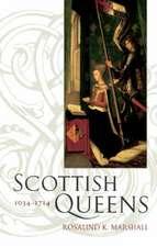 Scottish Queens 1034-1714