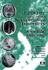Epilepsy and Other Neurological Disorders in Coeliac Disease