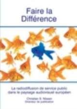 FAIRE LA DIFFERENCE