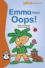 Emma Says OOPS!:  Stories from Many Lands