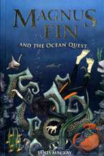 Magnus Finn and the Ocean Quest:  Lost Kingdom of the Andes