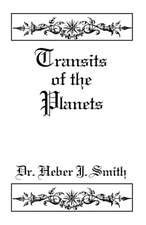 Transits of the Planets