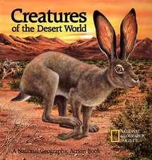Pop-Up:  Creatures of the Desert World