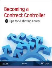 Becoming a Contract Controller: Tips for a Thriving Career